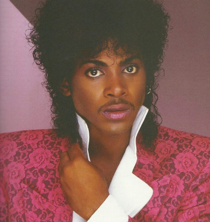 Jheri Curl June Special: Jesse Johnson