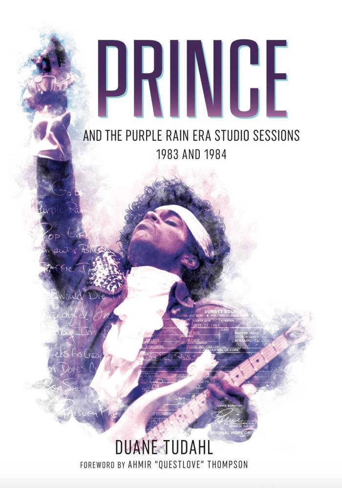 Review: Prince and the Purple Rain Era Studio Sessions – 1983 and 1984