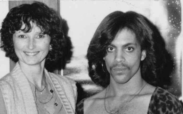 Podcast: Nothing Compares – A Conversation with Marylou Badeaux, Author of Moments… Remembering Prince