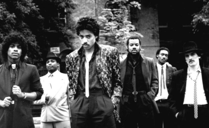 Image result for Morris Day and the Time band 1981