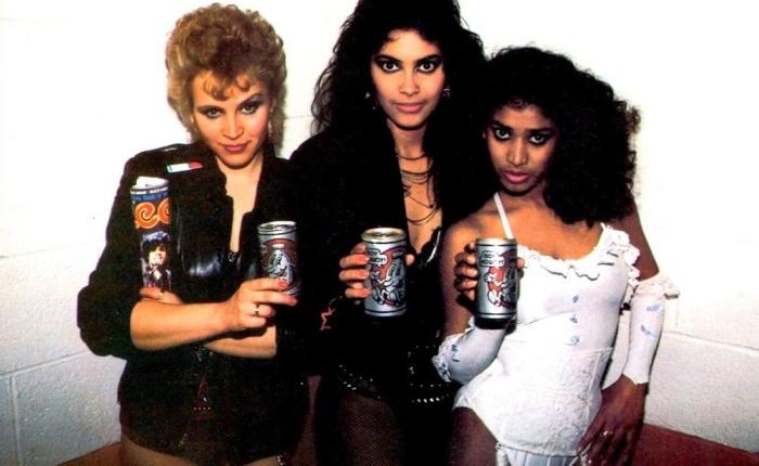 Roundup: Vanity 6,1982