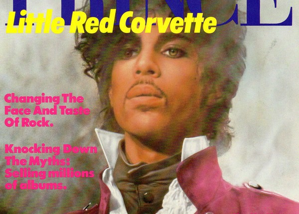 "Press Rewind: ""Little Red Corvette"""