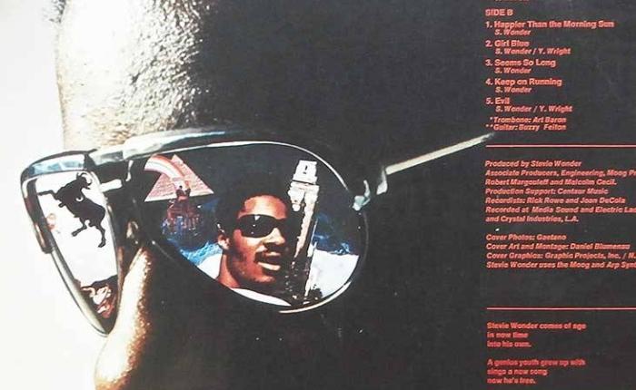 "Prince Track by Track Presents Stevie Wonder Classics: ""Keep onRunning"""